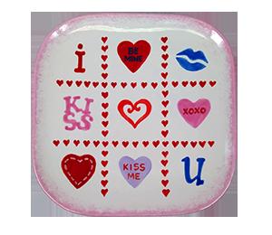Creekside Valentine's Tic Tac Toe