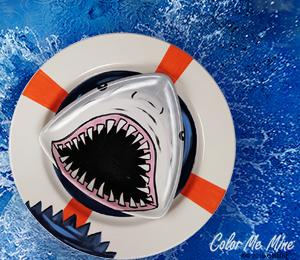 Creekside Shark Attack!