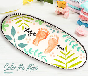 Creekside Tropical Baby Tray