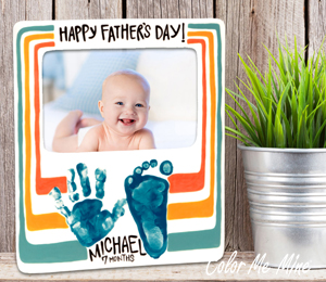 Creekside Father's Day Frame